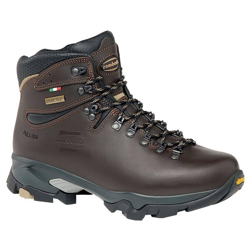 Zamberlan Vioz GTX Backpacking Boots Dark Brown Medium 9 0996DBW-Medium-9