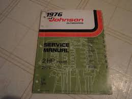100 johnson outboard service manual 2005 on water problems