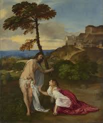 Christ and Mary Magdalene (Noli me tangere)