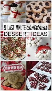 easy christmas desserts recipes peeinn com