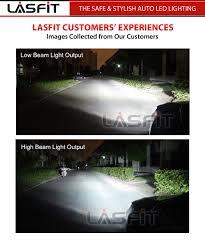 nissan micra headlight assembly lasfit h4 led headlight kit for 2017 nissan micra versa mini