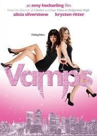 Vamps (2012), Hẹn Hò Là Cắn