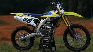 motocross action magazine subscription first ride 2018 suzuki rmz450 motocross action magazine youtube