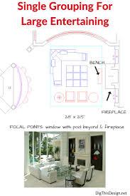 Furniture Setup For Rectangular Living Room Best 25 Large Living Room Furniture Ideas Only On Pinterest