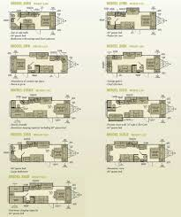 2 bedroom travel trailer floor plans and light trailers by 2