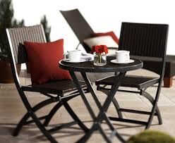 Resin Wicker Patio Furniture Sets - dining room marvelous outdoor bistro set create enjoyable outdoor
