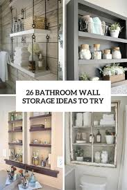 bathroom small wall storage cabinets ideas navpa2016 nice small bathroom wall storage 26 bathroom wall storage ideas to try cover jpg full