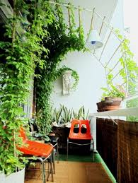 Indoor Balcony Balcony Garden For City Homes My Decorative Also Home Inspirations