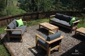 Best Wood Patio Furniture - magnificent teak wood patio furniture set designs u2013 how to clean