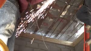 building a basement safe room part 1 youtube