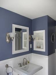 Wallpaper In Bathroom Ideas Bathroom Chic Bathroom Vanity Design Using White Cabinet And White