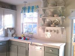 Paint Colors For Kitchen Walls With Oak Cabinets Painting Oak Cabinets White No Grain U2013 Home Improvement 2017