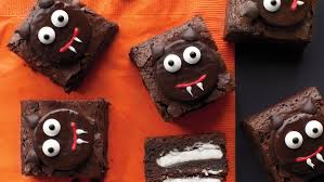 how to look scary for halloween 13 hauntingly good halloween potluck ideas martha stewart