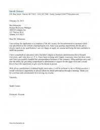 sample cover letters for teaching positions example cover letter