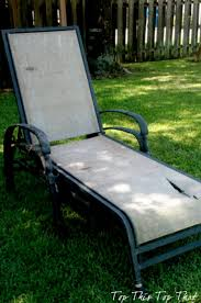 Spray Painting Metal Patio Furniture - sprucing up your patio furniture billy parker exteriors