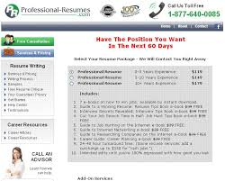 Review of Professional Resumes Best Resume Writing Services within Resume Professional Writers Reviews ariananovin co