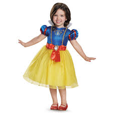 disney princess classic snow white costume for girls buycostumes com