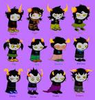 homestuck trolls zodiac