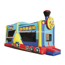 Inflatable Halloween Train by Thomas The Train Inflatable Bouncer House Thomas The Train