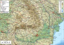 G Map Geography Of Romania Wikipedia