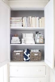 25 best linen closet images on pinterest organized linen closets