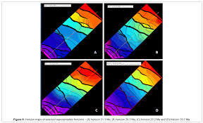 Structural Deformation and Depositional Processes  Insights from     OMICS International oil gas research horizon maps selected