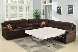 Ava Velvet Tufted Sleeper Sofa by Sectional Sofas With Recliners And Sleeper Ansugallery Com