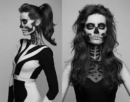 skull makeup tutorial diy makeup
