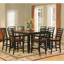 steve silver abaco 5 piece counter height dining table with