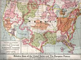 Thematic Maps Jf Ptak Science Books Thematic Maps Finding Russia In The U S