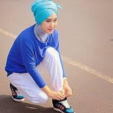 Tutorial Hijab untuk Olahraga