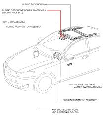 lexus gs430 aftermarket stereo lexus how to replace sunroof moonroof motor clublexus