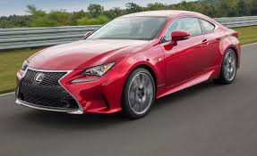 new lexus sports car 2014 price 2015 lexus rc350 coupe first drive u2013 review u2013 car and driver