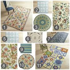 indoor outdoor rugs i u0027m loving it u2022 sweet parrish place