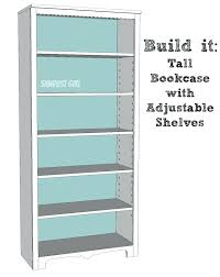 Free Wooden Bookcase Plans by Bookcase Childrens Bookcases And Shelves Reclaimed Wood Steel