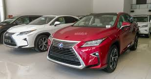 hang xe lexus tai sai gon lexus lx570 chính hãng tăng giá hơn 2 tỷ đồng sau ngày 1 7 2016