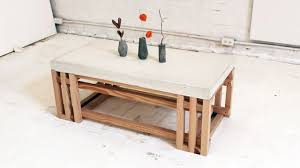 Concrete Dining Room Table Diy Concrete Dining Table Top Tips To Decorate The Concrete