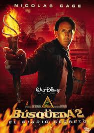 La búsqueda 2: El diario secreto (2007)