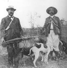 training a bluetick coonhound to hunt hunting with dogs 101 the art of manliness