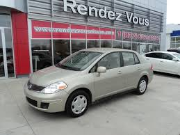 nissan pathfinder a vendre used 2008 nissan versa berline at rendez vous nissan 8779 0
