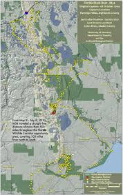 Map Of Lakeland Florida by Bear Treks