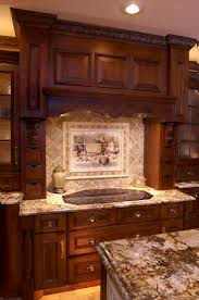 beautiful and elegant wood kitchen cabinets trillfashion com