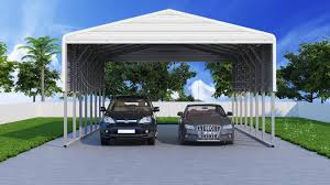 Carport Styles by 22x36 Custom Metal Carport