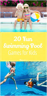 20 fun swimming pool games for kids tip junkie