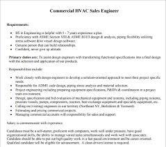 Examples Of Hvac Resumes by 10 Hvac Resume Templates U2013 Free Samples Examples U0026 Format
