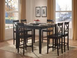 awesome modern black dining room sets images house design