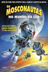 Os Mosconautas no Mundo da Lua – Full HD 1080p