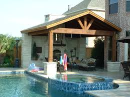 outdoor covered patio covered pergola enhances beauty and