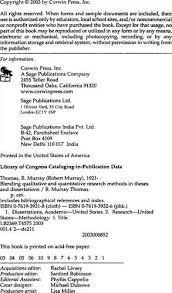 Dissertation quantitative qualitative research   mgorka com Dissertation quantitative qualitative research