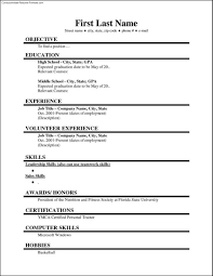 Curriculum Vitae Resume Template 6 Cv Resume Templates Microsoft Word Event Planning Template